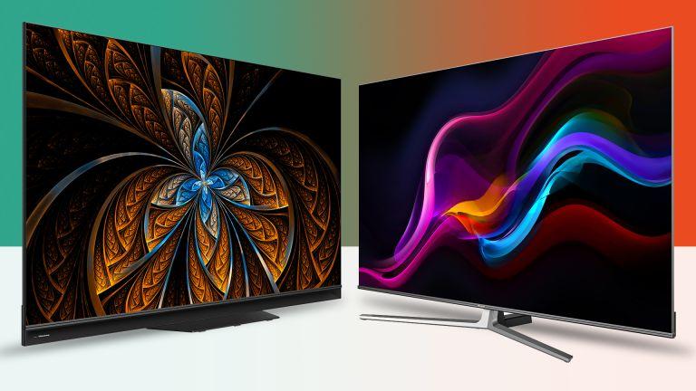 Hisense 2021 4K TVs