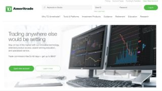 TD Ameritrade - One of America's biggest trading platforms
