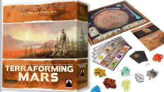Terraforming Mars is a captivating contest to be the first to terraform the Red Planet.