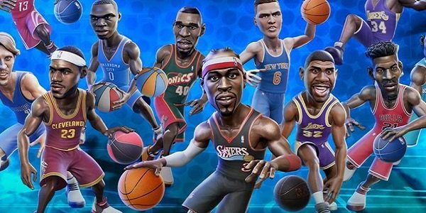 characters from NBA Playgrounds