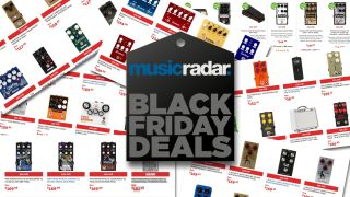 Massive Black Friday guitar pedal savings: 15% off JHS, Keeley, Wampler, Diezel, Matthews, Bognor, Friedman and J. Rockett effects