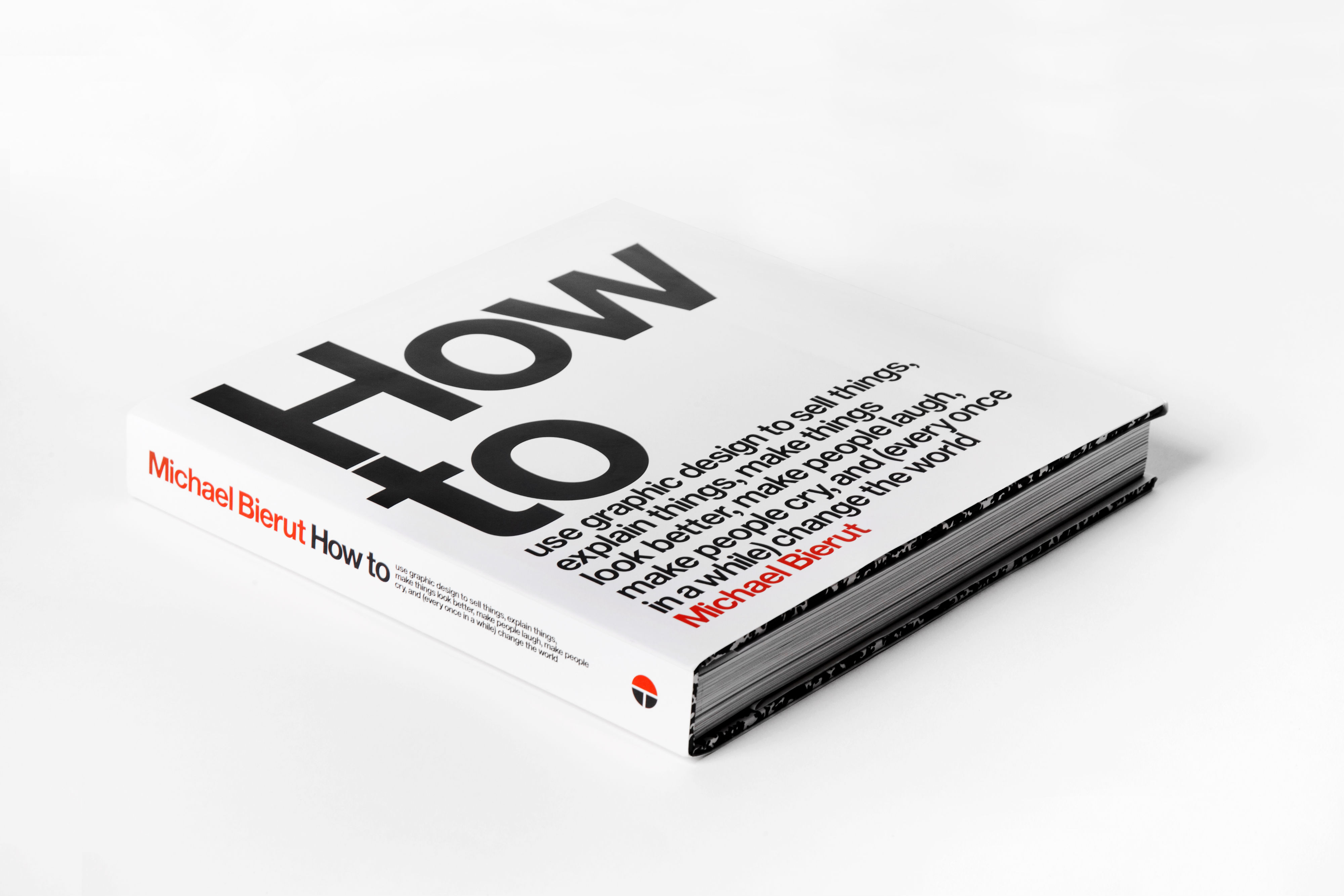 Michael Bierut's How To book