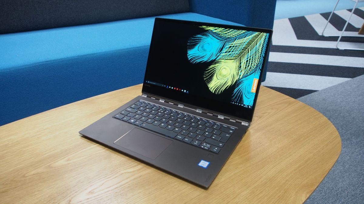 Lenovo Yoga 920 Review Flipping And Folding Techradar