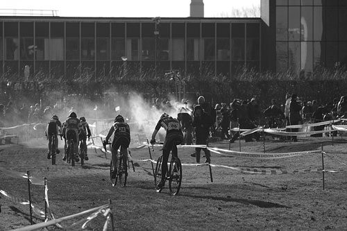 Pits, Cyclo-Cross National Championships 2011