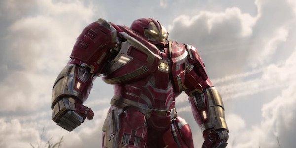 Hulkbuster in Avengers: Infinity War