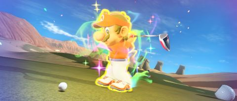 Mario Golf Super Rush review