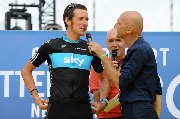 Bradley Wiggins Team Sky Tour de France 2010 team presentation Rotterdam.jpg