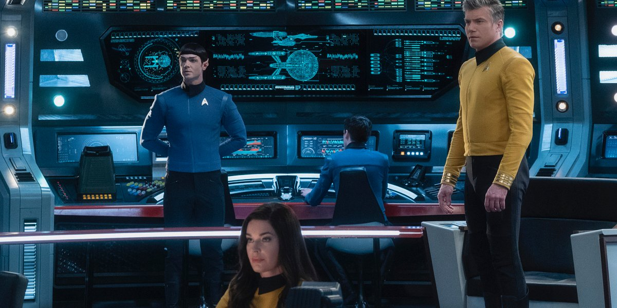 Star Trek Fans Are Over The Moon About Discovery Spinoff Coming To CBS All Access