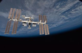 The International Space Station has supported scientific research in orbit for two decades.