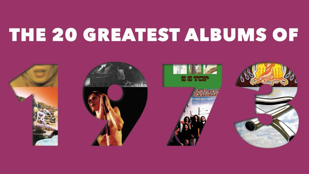 The 20 best rock albums of 1973