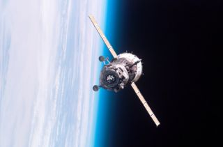 Rides on Soyuz Spacecraft are Rocky, But Not Risky