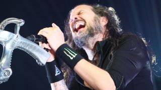 A picture of Jonathan Davis