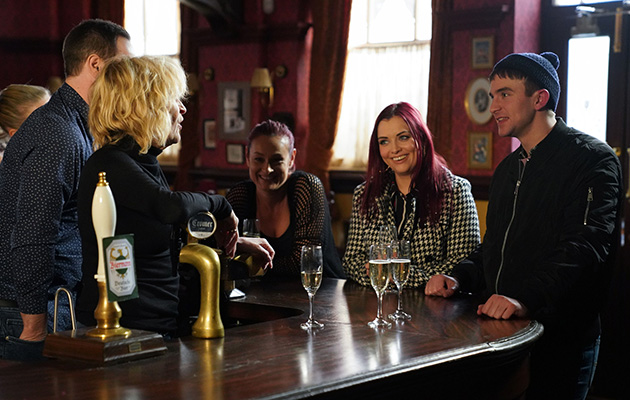 EastEnders Spoilers: Whitney Carter is chuffed when Halfway Highway returns