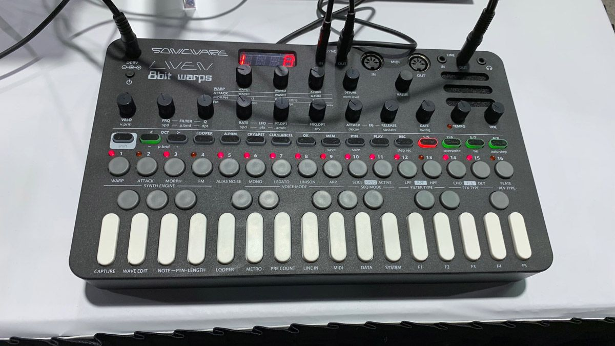 The best new synths of NAMM 2020