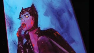 DC vs. Vampires #1 variant cover
