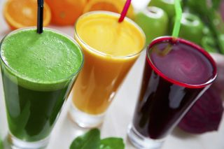 smoothies, juice cleanse