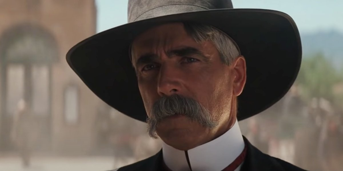 Sam Elliott in Tombstone