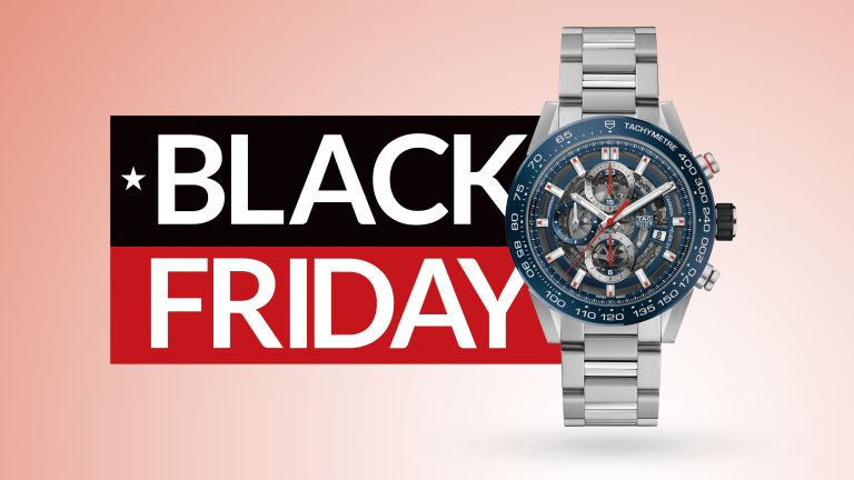 Tag Heuer Carrera watches at Goldsmiths Black Friday sale