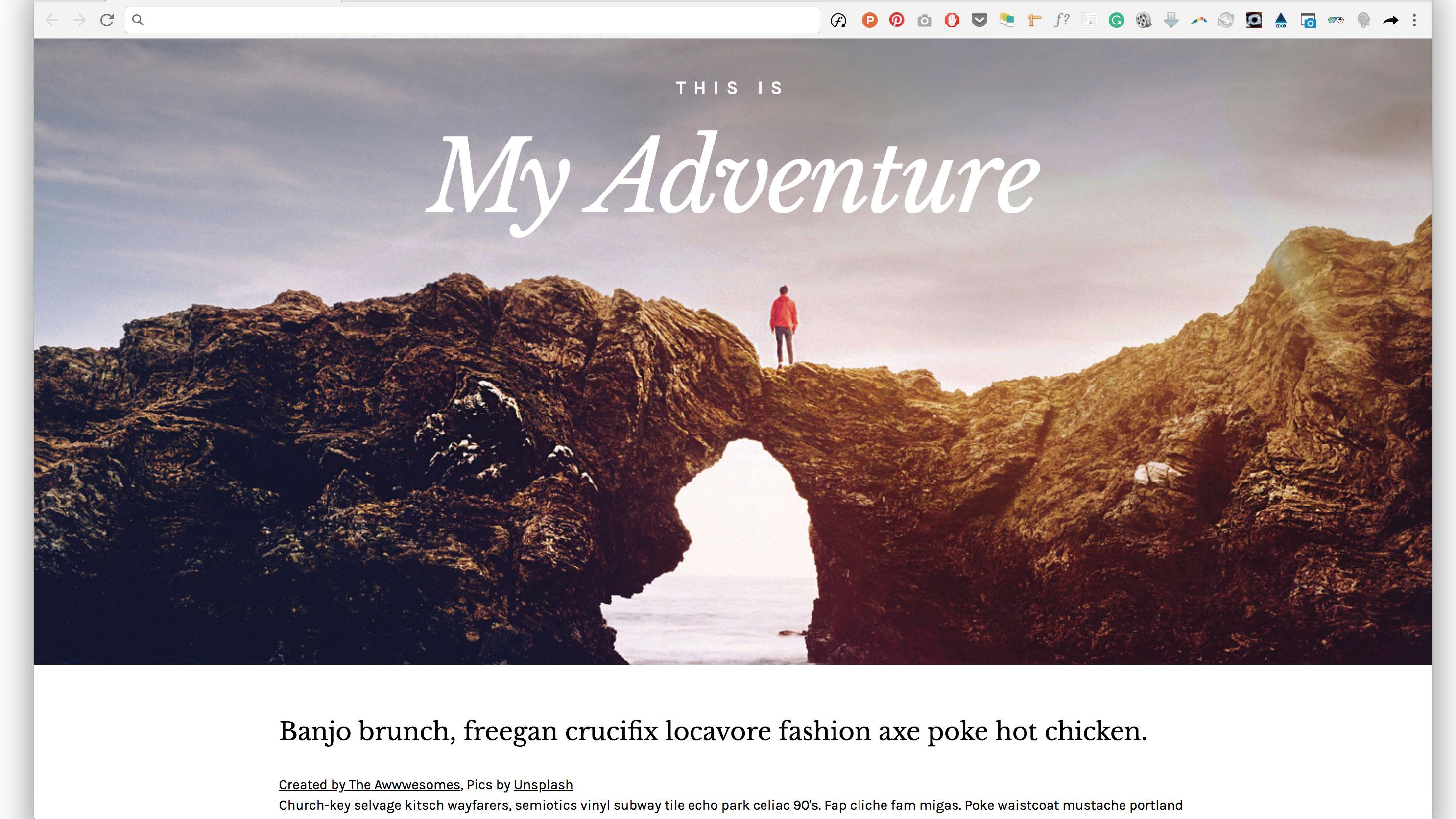 Web Design Resources - Magazine cover