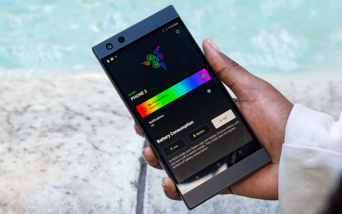 Razer Phone 2 - Full Review and Benchmarks | Tom's Guide