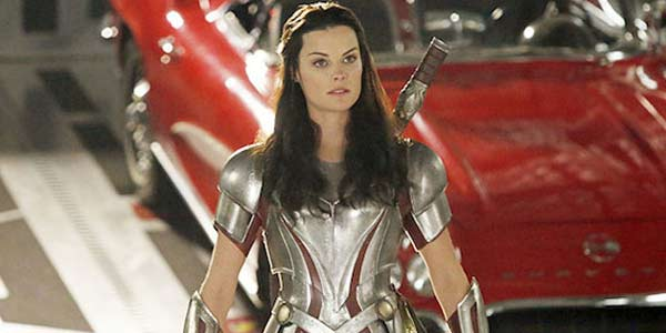 Lady Sif on TV in Agents of S.H.I.E.L.D.