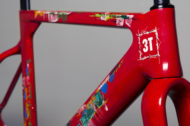 3t Offers Unfinished Framesets So You Can Create Your Own Design