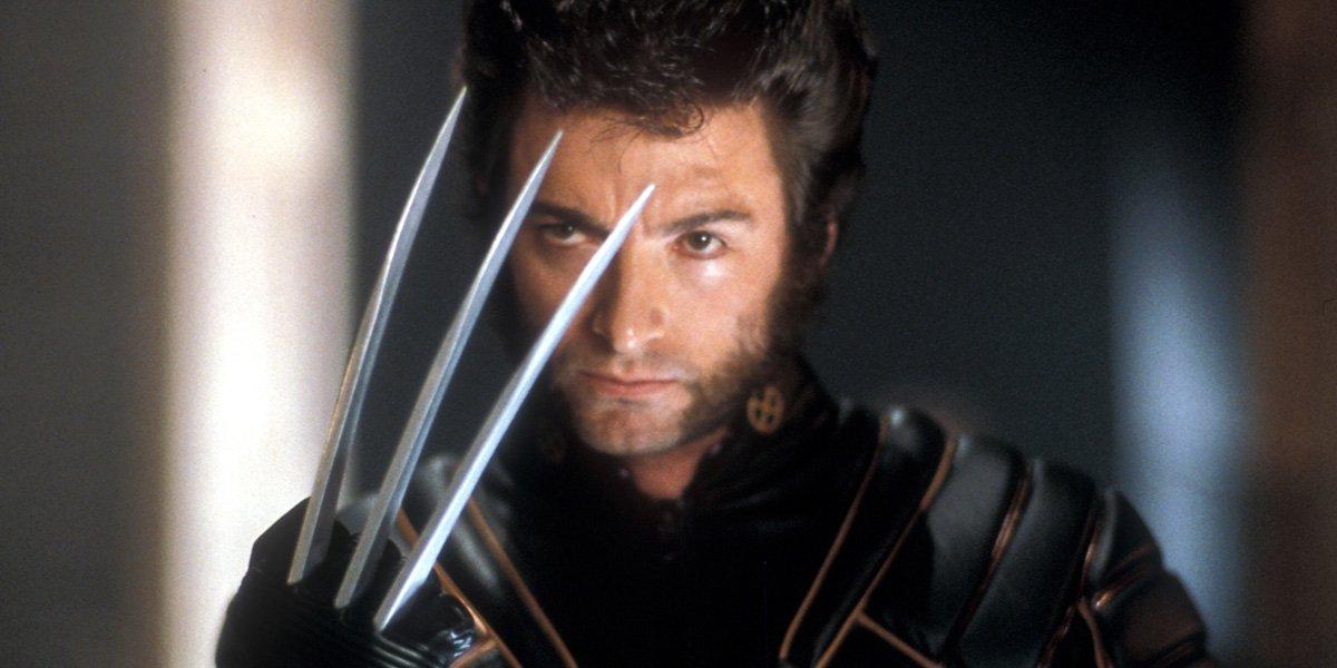 Hugh Jackman as Wolverine in X-Men