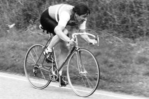Record rides: John Woodburn's record breaking End-to-End, 1982