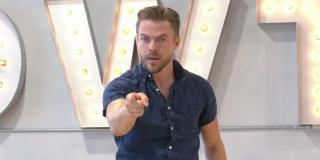 derek hough screenshot dancing with the stars season 29