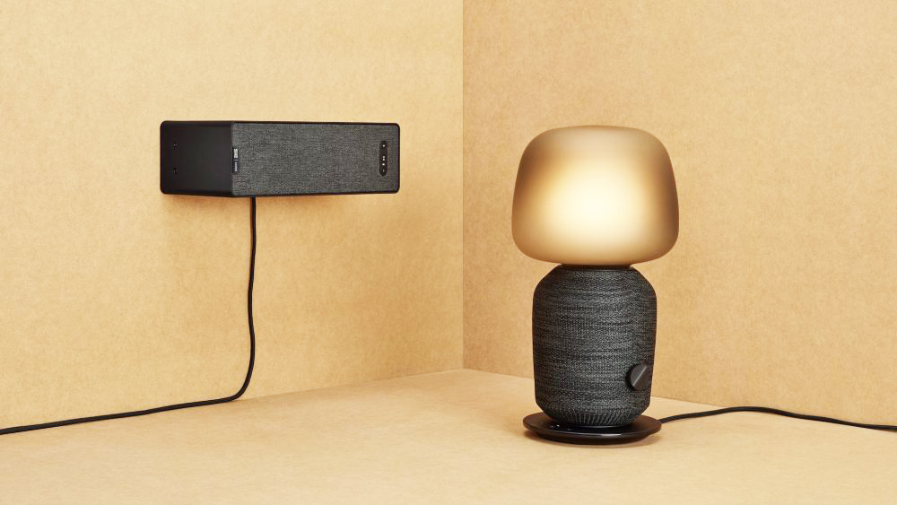 Sonos and Ikea's next collab could integrate speakers into wall art thumbnail