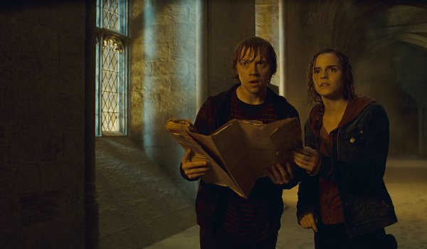 Why That Hermione and Ron Kiss Was The Worst, According To ...