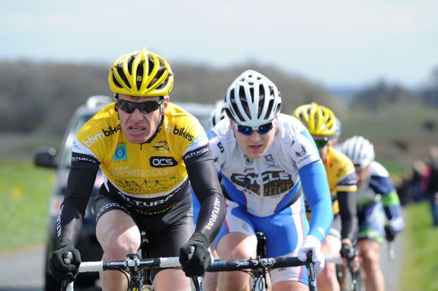 John Tanner, Sheffrec CC spring road race 2012