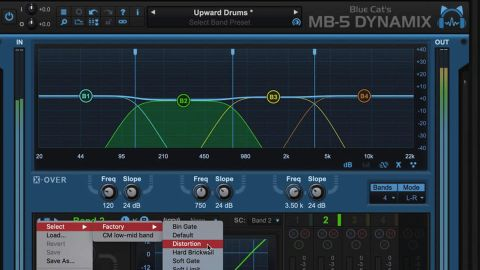 Blue Cat Audio MB-5 Dynamix 2 review | MusicRadar