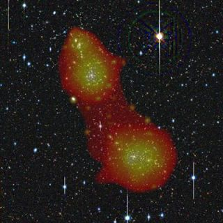 Piece of Missing Cosmic Matter Found