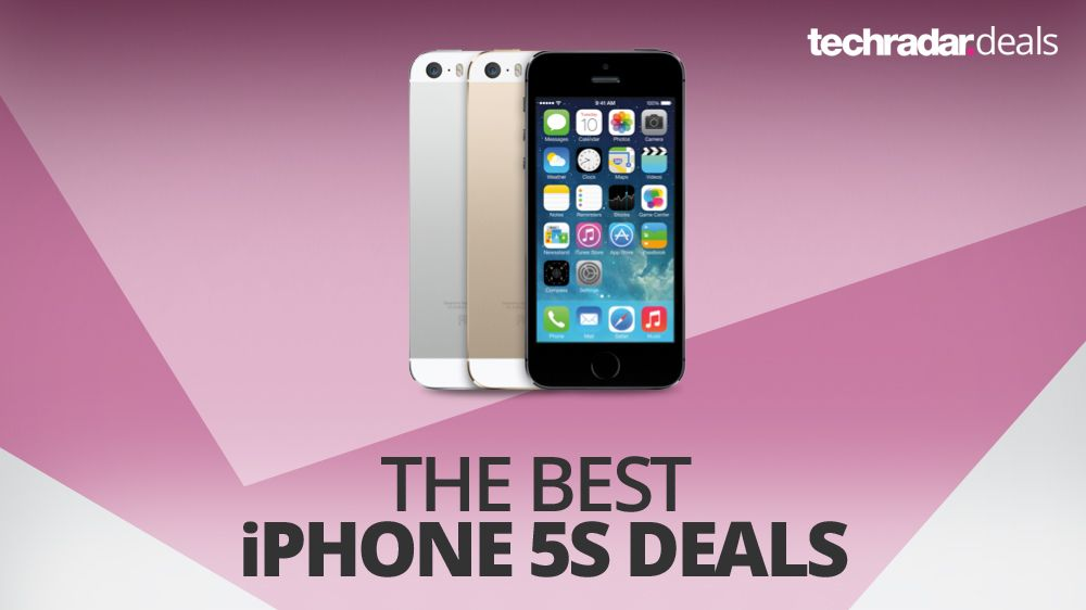 best iphone deal the best iphone 5s deals in february 2018 techradar 10252