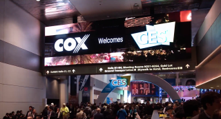 Las Vegas Convention Center Adds to AWARE Display Network