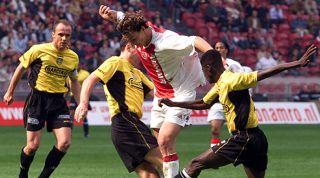 Zlatan Ibrahimovic NAC Breda