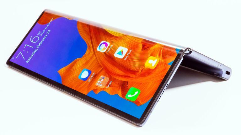 Huawei Mate X Rival