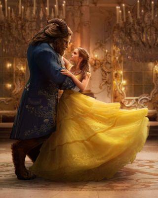 Beauty And The Beast Dan Stevens Emma Watson