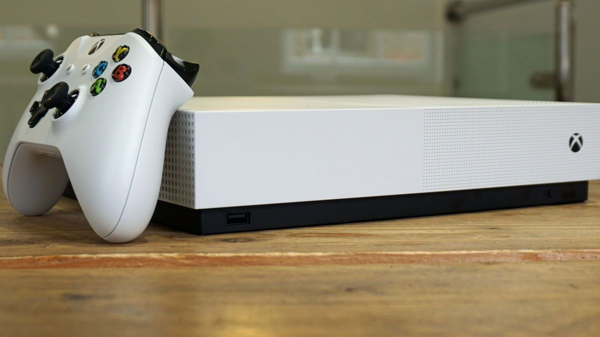 Xbox One S All Digital Techradar