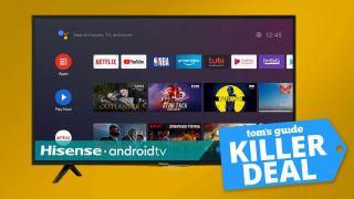 Hisense TV deal