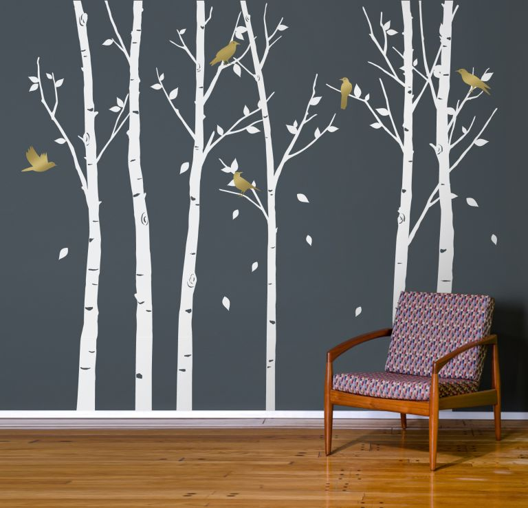 10 of the best wall stickers | Real Homes