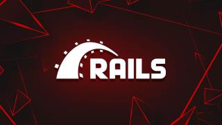 Ruby Rails logo