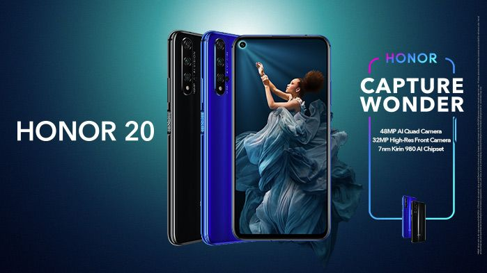 Honor 20: How to watch the big phone launch secrets as they happened