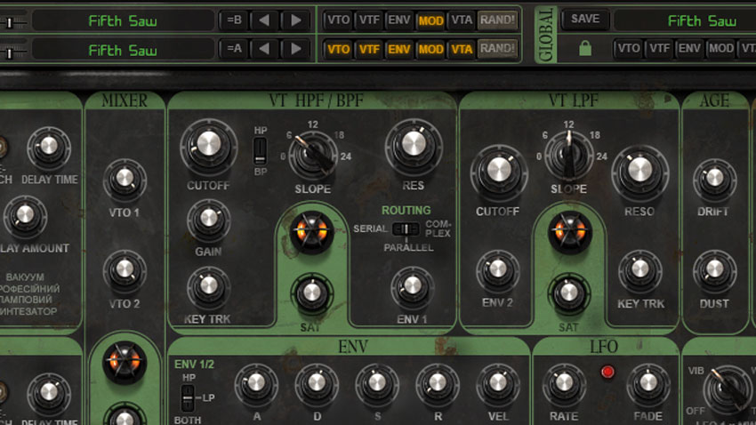 How to use smart randomisation to create synth presets