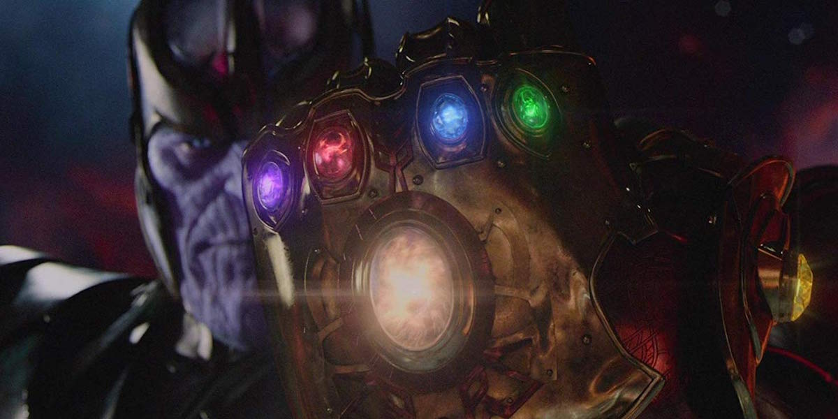 Avengers: Infinity War Image Shows Thanos' Gauntlet Being Made