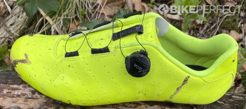 Mavic Crossmax Boa shoes