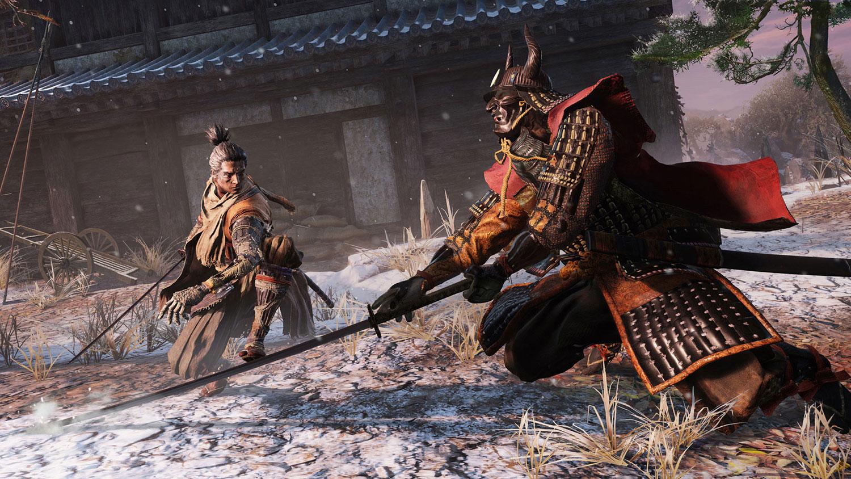 Sekiro Is More Than Just Samurai Dark Souls | Tom's Guide