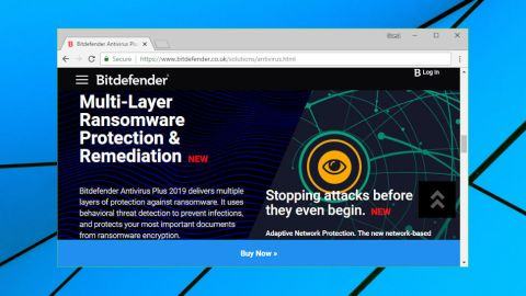 Bitdefender Ransomware Protection
