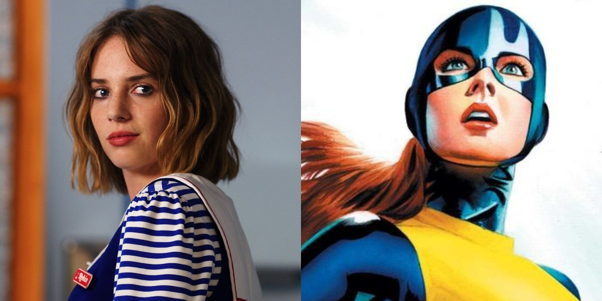 Stranger Things' Maya Hawke and Jean Grey of X-Men